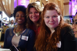 Deb Myers is the National Director of Women Like Us Foundation One Girl at a Time Program